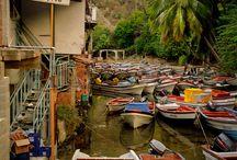 Peñeros/Boats