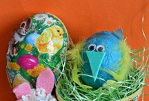 Theme: Easter, Spring & St Pat`s Day