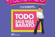 TIJERETAZO - PROMOCIONES Y DESCUENTOS / En el #Tijeretazo todo sale más barato con las promociones flash del fin de semana. Aprovecha del 16 al 09 de Octubre