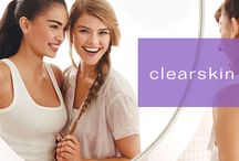 Clearskin Skin Care / Shop Clearskin Skin Care Products for a complete set of products to help win the battle against acne. Clear your pores, treat blemishes and remove blackheads easily and effectively. SHOP NOW: http://www.avon.com/category/skin-care/clearskin/?c=repPWP&repid=9720704