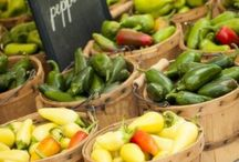 Farmers' Markets, Picnics, Etc.  / by Lila Prothro