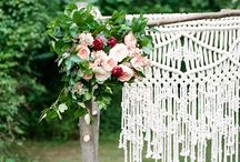 Backdrop Ideas / Wedding backdrop ideas for ceremony, reception, photobooth, cake table + parties