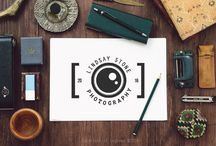 Photography Logo (Instant Download) / Logo