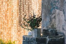 Simply Gorgeous Reception Ideas / Images to inspire your charming, elegant, and sophisticated wedding reception...