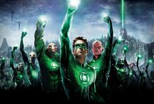 green lantern linterna verde