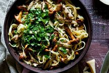 Oodles of noodles (and pasta) / Vegan pasta and noodle recipes