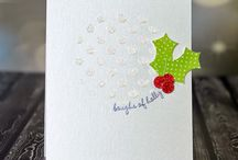 Cards - Embossing Paste