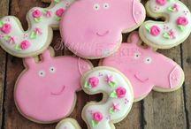 Cake - Peppa Pig