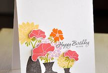 Cards / by Vickie Hedrick