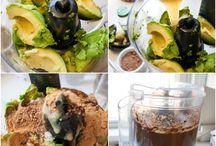Healthy Desserts / by Alexandra Beth