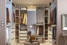Гардеробная / Мебель под заказ. По индивидуальным размерам.   Гардеробные комнаты, шкафы-купе с гардеробом. Самые новые и современные идеи мебели от Mebel-ka.org