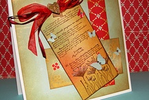 Cards - do crafts/papermania