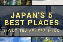 Travel Japan