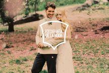 La fotografía de la boda / Te presento todo lo que tienes que saber en relación a la fotografía de la boda.