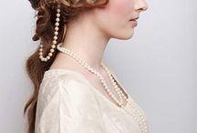 Elaborate hair
