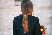 Hair Do's / My hairstyles and up-do's!