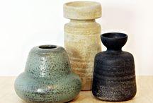 vases and ceramics