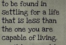 Quotes / by Nina Thomashow