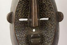 Lwalwa African Mask - Congo DRC