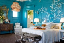 My dream bedroom / Interior, Design, art, bed,
