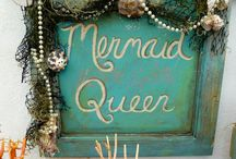 Beach Signs / All of our beach signs are handmade by our artists -Unique Finds and Treasures. Visit our store in Downtown San Clemente, CA at 130 Avendia Granada http://www.lacasaverdestore.com