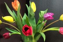 Spring / Spring floral, decorating, and gift ideas