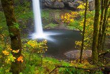 Waterfalls / by Alexandra Roberts