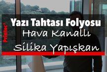 Yazı Tahtası Folyoları