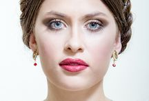 Make Up Artist Angeliki Saltagianni. / Make Up Artist Angeliki Saltagianni.