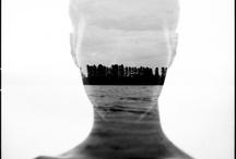 Surreal Digital Collages / made by Matt Wisniewski  / by Hannah Raunio