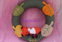 Horgolás-crochet / Egyik hobbym: a horgolás :)