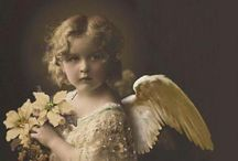 Antique Angels