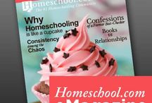 Homeschool.com Magazine - Launch Issue / Homeschool.com Magazine - Launch Issue  http://www.homeschool.com/Magazine/Volume01/Issue01/ / by Homeschool.com