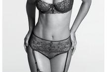 Lingerie et maillots de bain (pubs) / Voir la galerie sur Jetudielacom.com http://jetudielacom.com/pubs-lingerie-feminine/