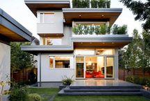 Modern Home / by Elizabeth Hoezee