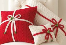 Crochet Pillows / by Donna Charles