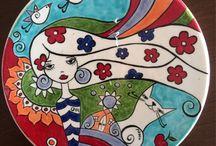Κεραμικά,Λαϊκή τεχνη