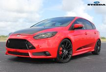 Steeda Ford Focus / A gallery of Steeda Ford Focus cars.  / by Steeda Autosports