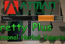 Atman Pretty Plus Vaporizer Pen For Dry Herb
