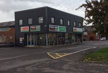 A-Plant Places / We have over 135 Service Centres in the UK