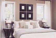 Home Decor: Bedrooms / by Kylena Branan