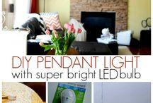 Pendant light / Nursery