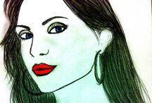 Esboço - meus desenhos