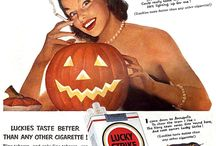 What are your plans for Halloween? / Classic (Scary) Halloween Ads