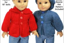 Sweaters & Sweatshirts for Dolls