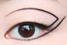 Make up / Weird make-ups here!