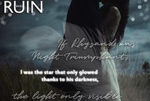a court of wings and ruin / written by: sarah j. maas.