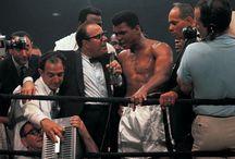 Muhammed Ali & boks