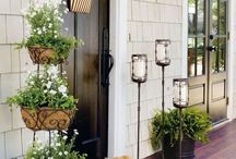Outdoor Spaces- Front porch / by Anne Takacs
