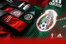 """Mexico - Selección Nacional / Mexico National Football Team also named """"El Tricolor"""", """"El Tri"""" or """"La Verde"""""""